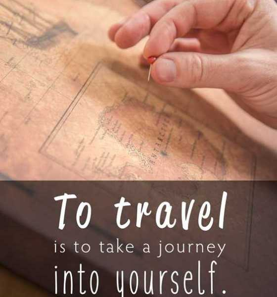 86 Inspirational Quotes to Inspire Your Inner Wanderlust 49