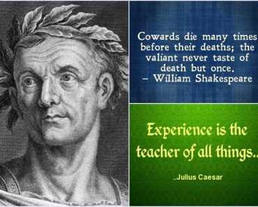 112 Julius Caesar Quotes