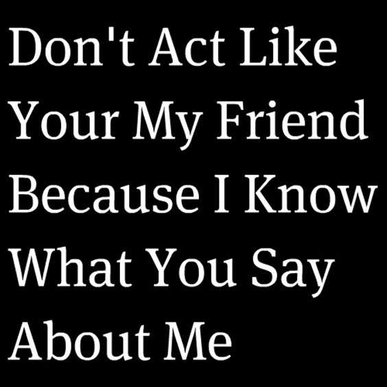 Awesome Quotes On Fake Friends And Fake People 7
