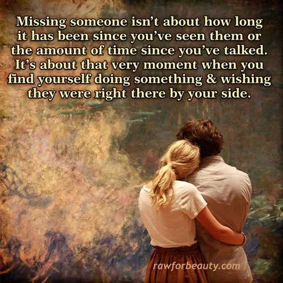 I Miss You And Missing Someone Quotes 9