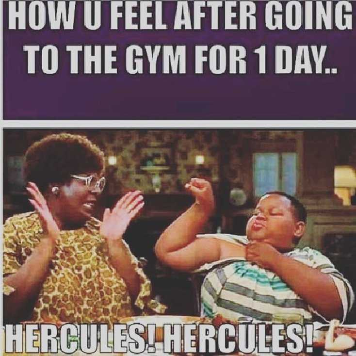 27 Memes About Going To The Gym That Are Way Funnier Than They Should Be 11