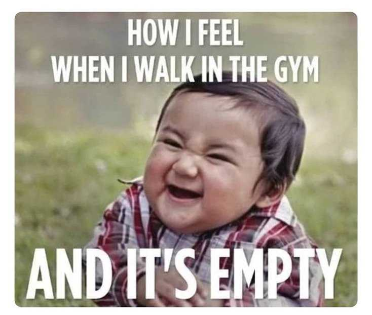 27 Memes About Going To The Gym That Are Way Funnier Than They Should Be 15