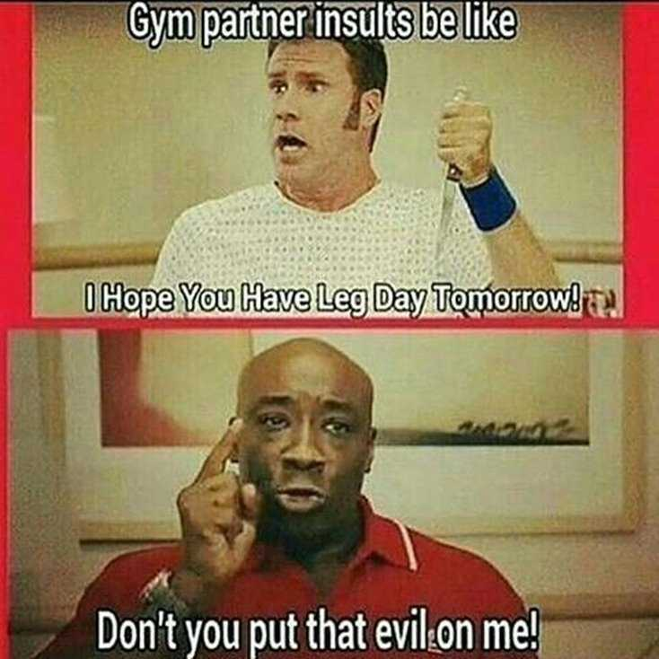 27 Memes About Going To The Gym That Are Way Funnier Than They Should Be 22