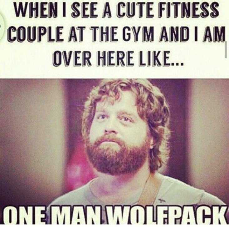27 Memes About Going To The Gym That Are Way Funnier Than They Should Be 4