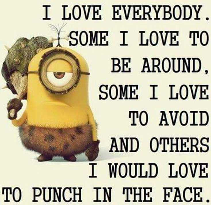 24 Funny Quotes Motivational That Will Inspire You — Minions Quotes 4