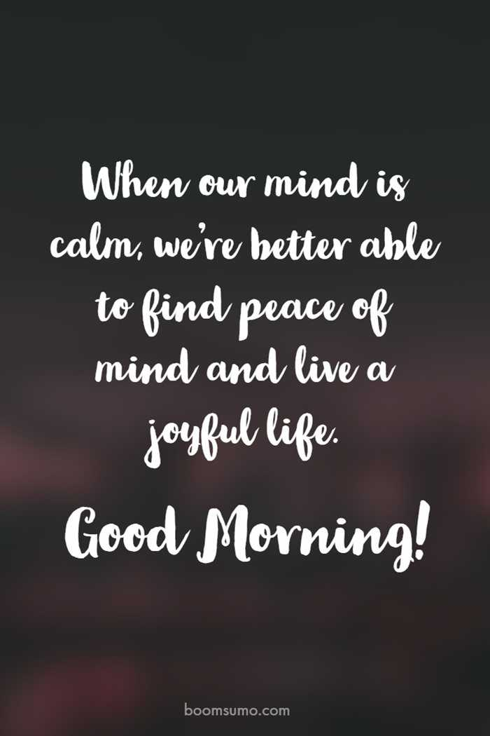 57 Good Morning Quotes and Wishes with Beautiful Images 3