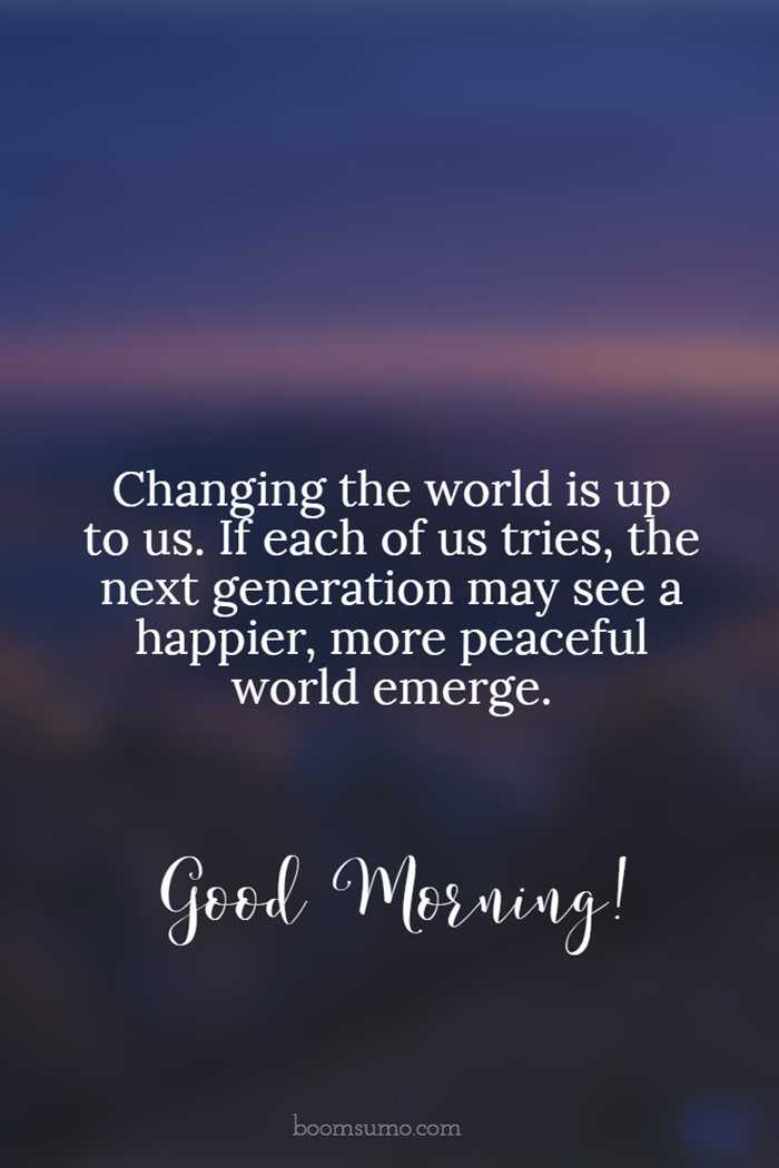 57 Good Morning Quotes and Wishes with Beautiful Images 8