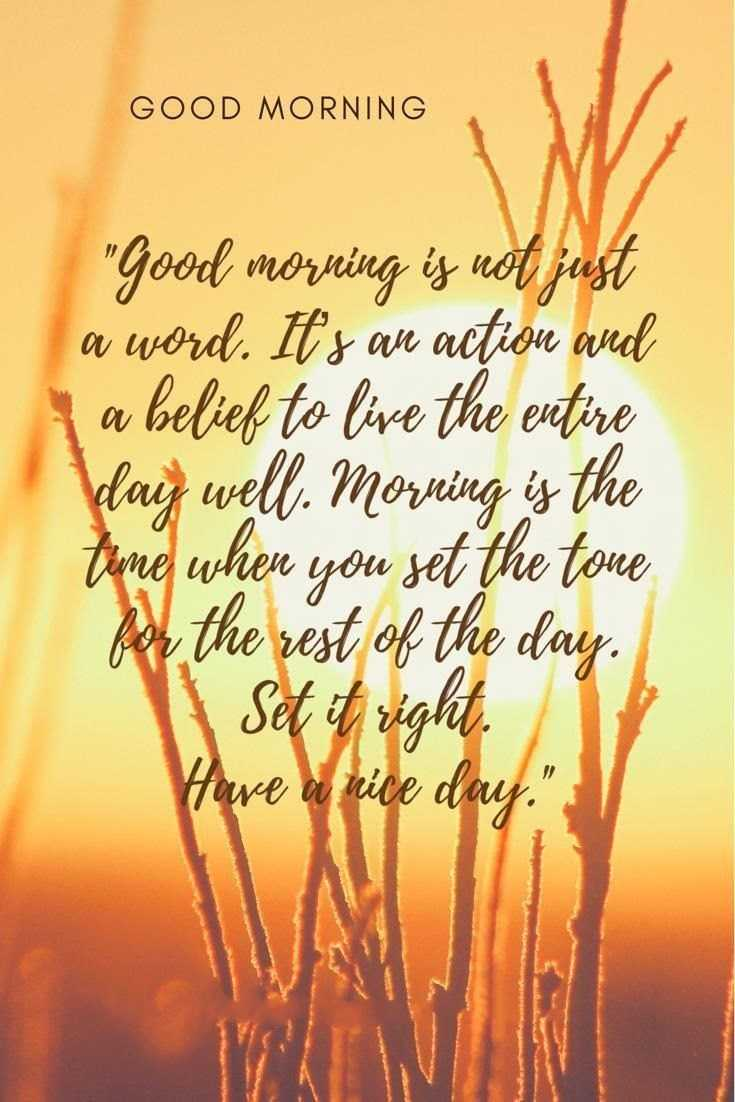 28 Good Morning Quotes with Beautiful Images 23