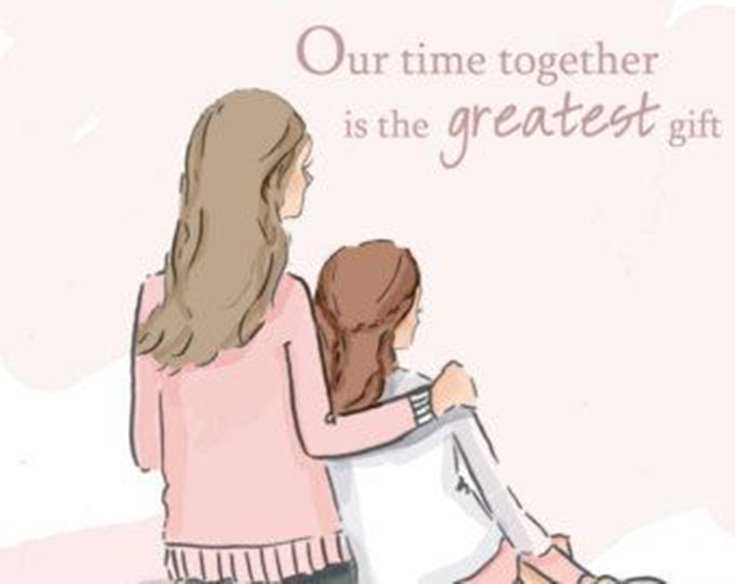 57 Mother Daughter Quotes and Love Sayings 25