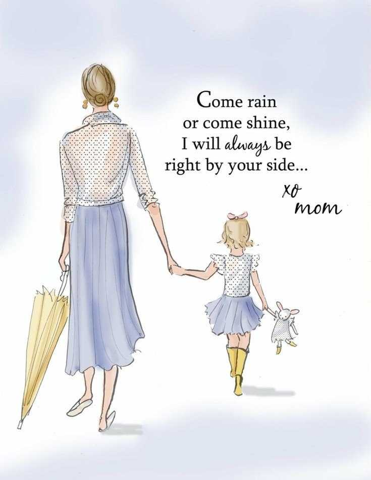57 Mother Daughter Quotes and Love Sayings 38