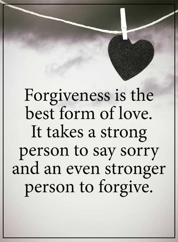 70 Forgiveness Quotes to Inspire Us to Let Go 46