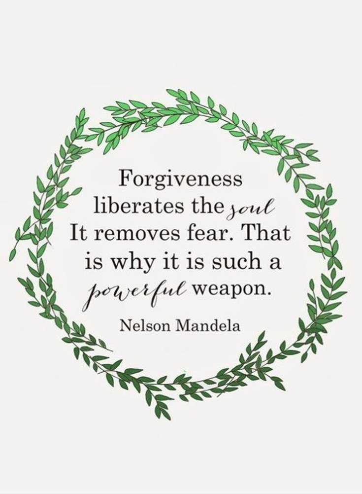 70 Forgiveness Quotes to Inspire Us to Let Go 51