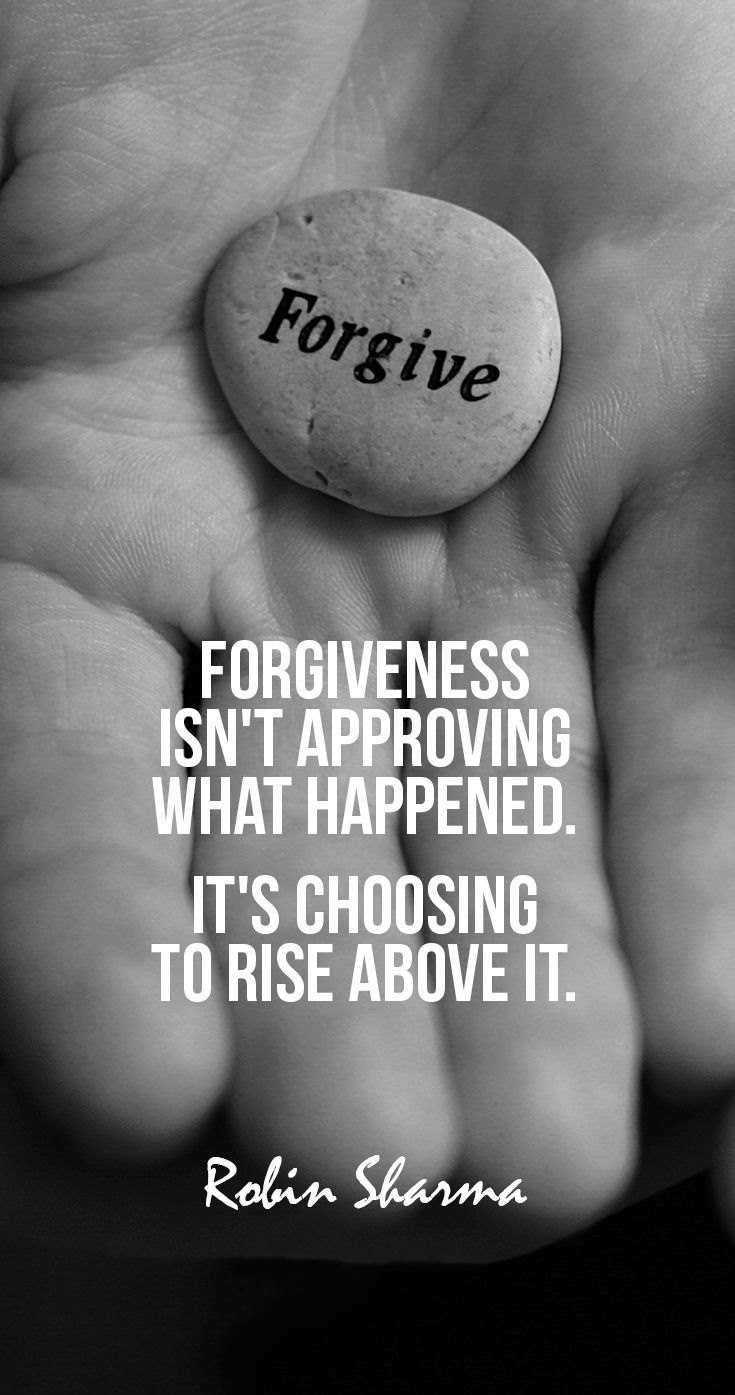 70 Forgiveness Quotes to Inspire Us to Let Go 54