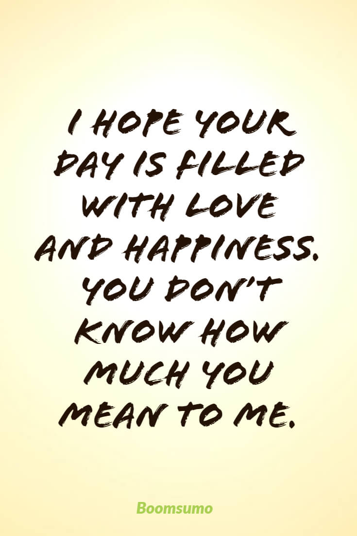140 Really Cute Good Morning Text for Her 15 #hope