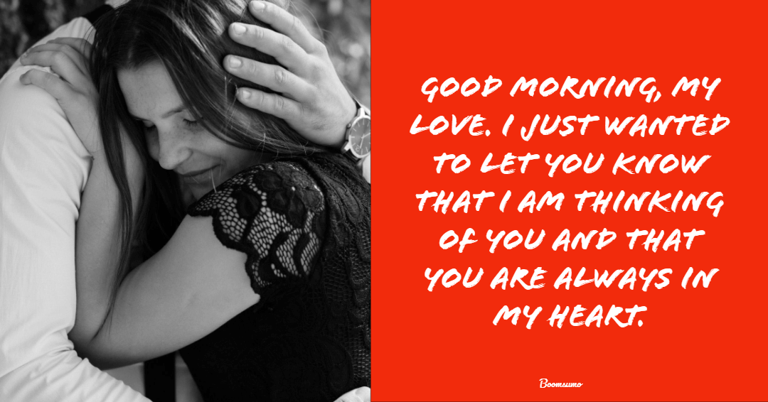140+ Really Cute Good Morning Text Messages for Her
