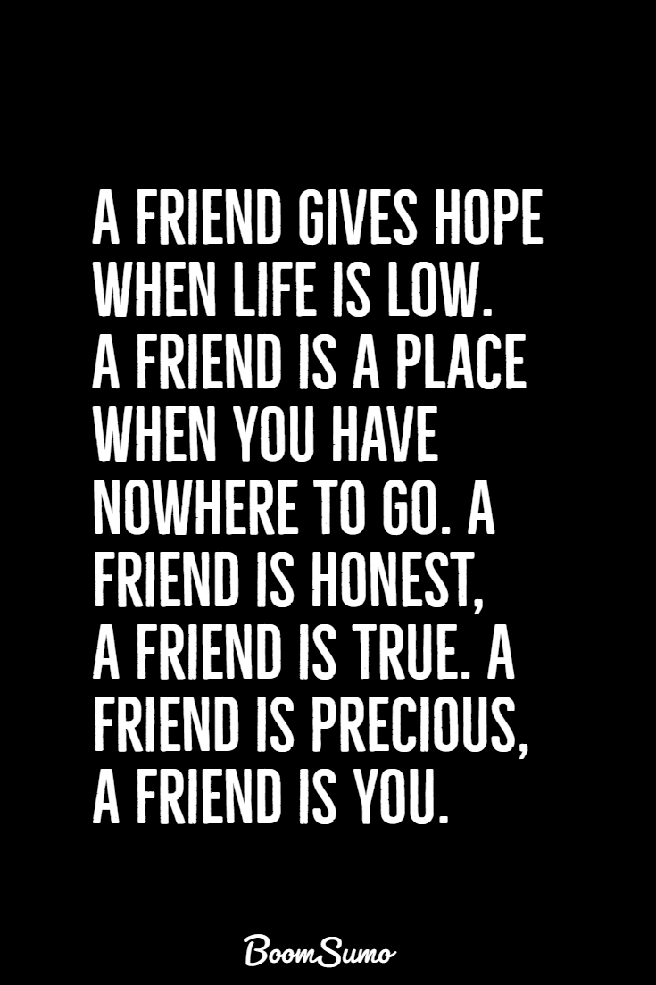 119 quotes for a best friend