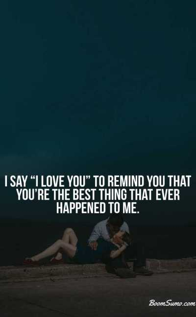 Top quotes about love and life