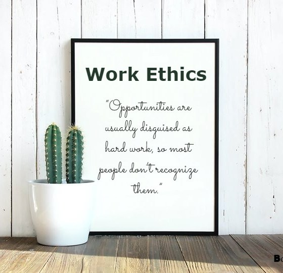145 Work Ethic Quotes Inspirational Quotes About Work Ethic 1