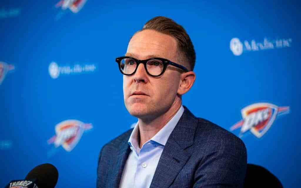 Who Will Sam Presti Have His Eye on in the Draft?