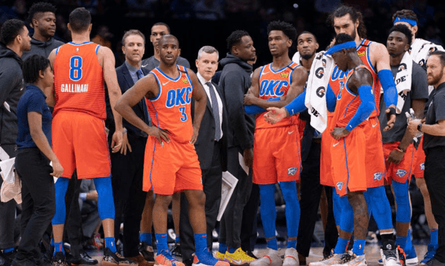 Bubble Ball: How Will The Thunder Fare in the NBA's Grand Experiment?