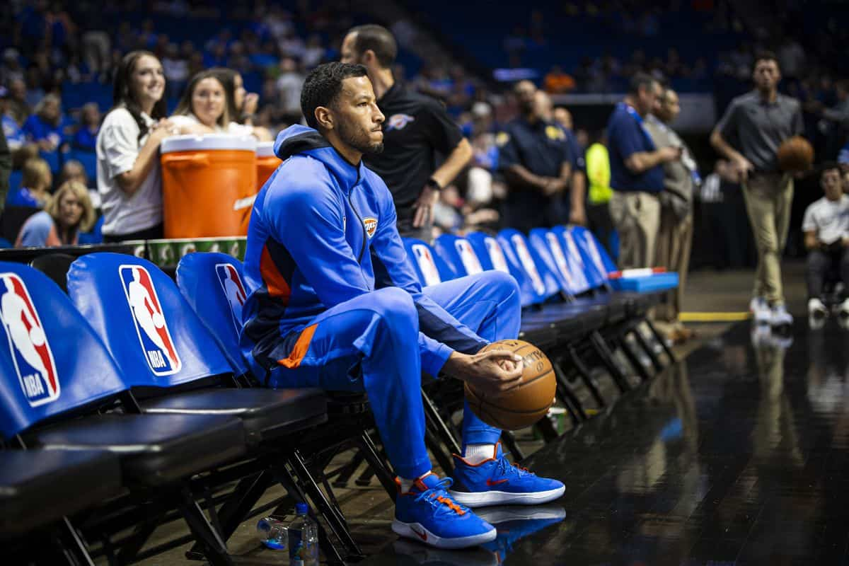 """Lu Dort on Andre Roberson: """"He's Ready To Go"""" 