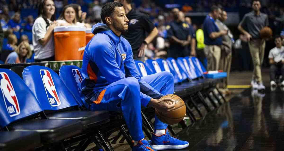 Three Possible Outcomes For Andre Roberson's Return