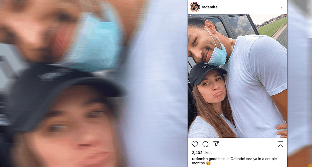 Rachel Demita Confirms: Andre Roberson Is In Orlando With The Thunder