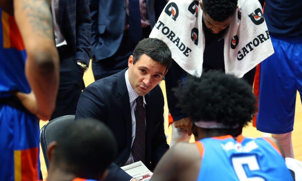 Thunder Hire Mark Daigneault As Head Coach