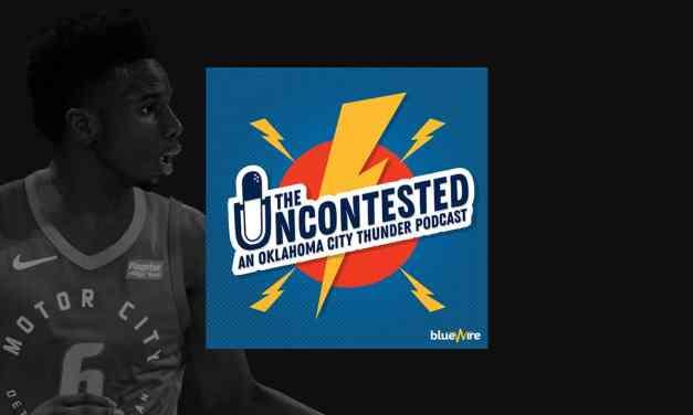 EMERGENCY POD: OKC Thunder trades Hamidou Diallo to the Detroit Pistons