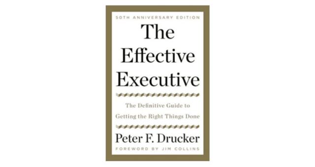 Effective Executive Book BoomTown