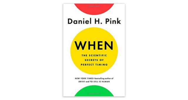 When by Dan Pink