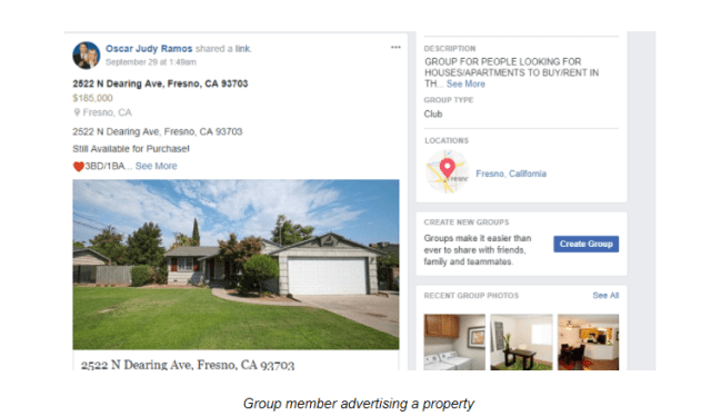 BoomTown Real Estate Facebook