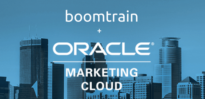 Announcing Boomtrain's Integration With Oracle Marketing Cloud and Responsys