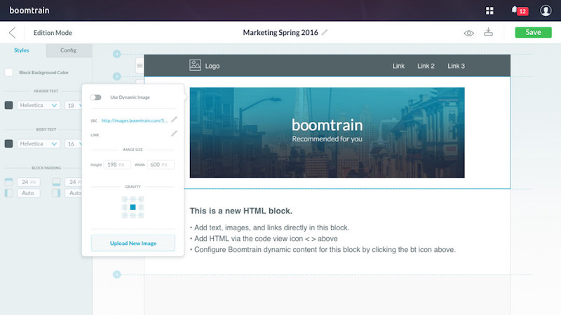 Boomtrain Launches Industry-First Machine Learning Email Personalization Tool