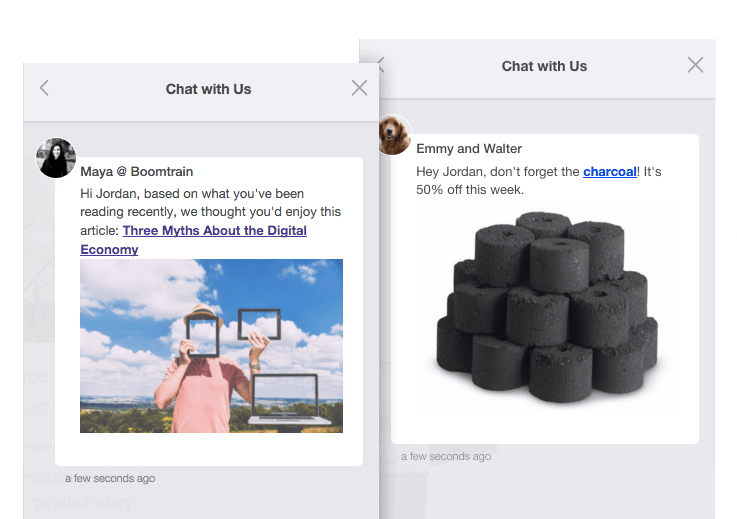 "Boomtrain Launches ""Boomtrain Messenger"" in Beta"