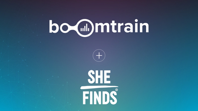 SheFinds Found the Right Customer Support and Created More Personalization with Boomtrain