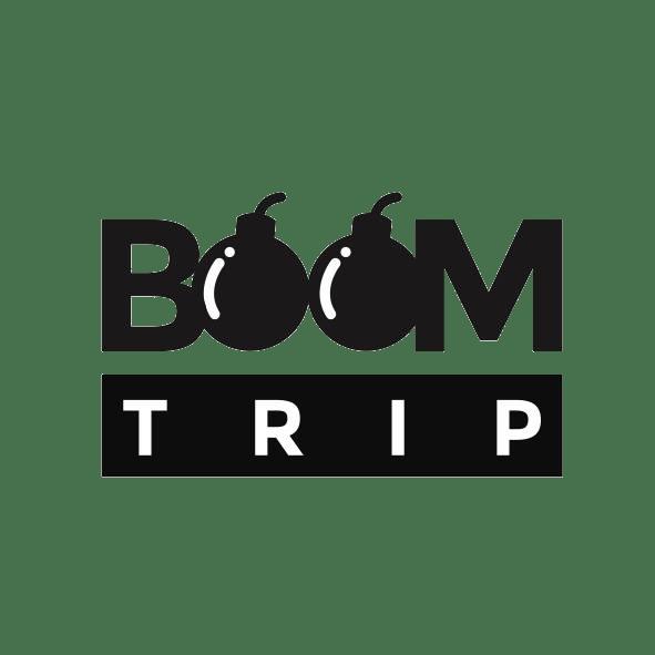 boom trip no sfondo