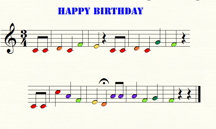 Happy Birthday Boomwhacking The World Rainbows In Overdrive