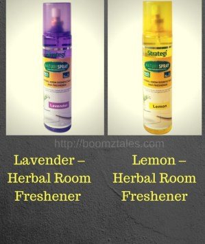 herbal room freshner