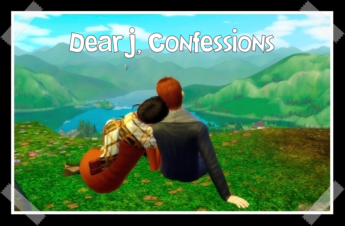 Chapter 2.21: Dear J, Confessions