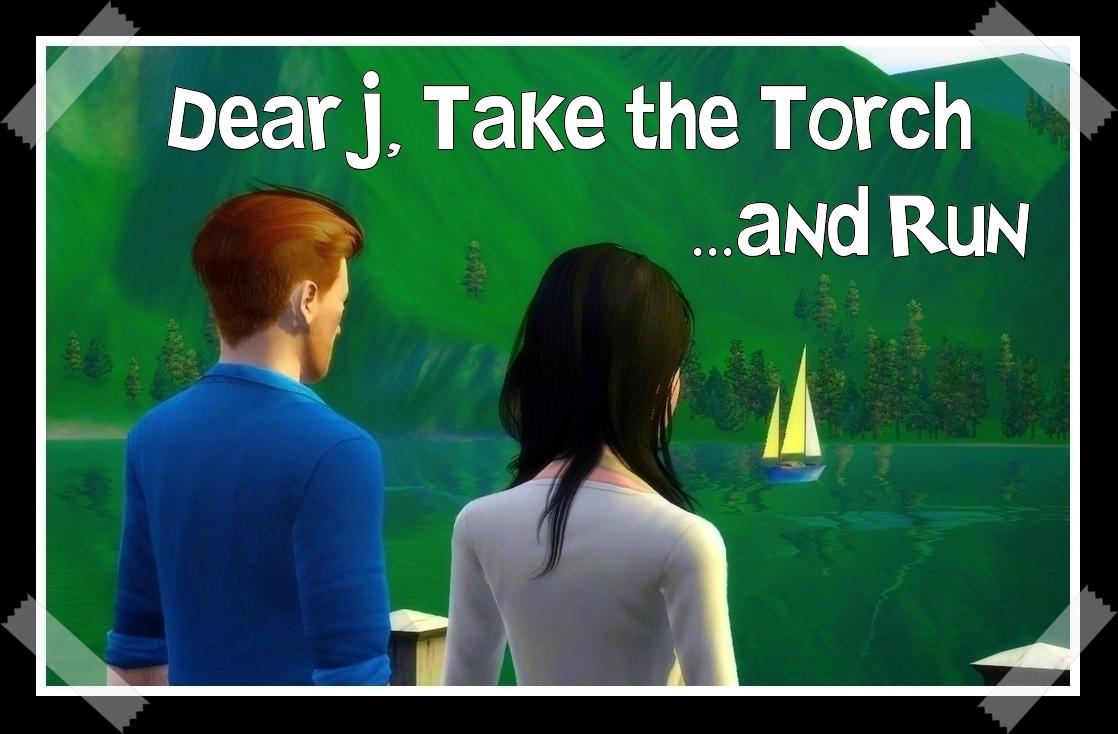 Chapter 2.30: Dear J, Take the Torch & Run