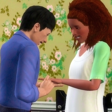 Chapter 3.21: Dear Diary, a Visit and a Wedding