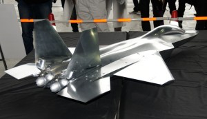 ATD-X風洞試験模型