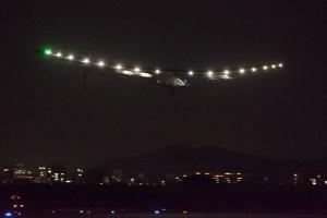 SI2 Landing at Nagoya