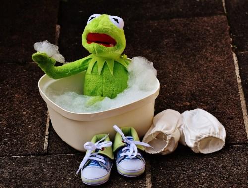 mousse dans spa