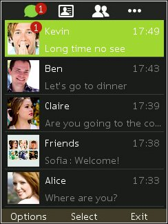 Download WeChat For Nokia Asha and S40 jar java