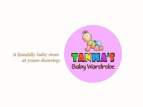 Tanha's baby wardrobe