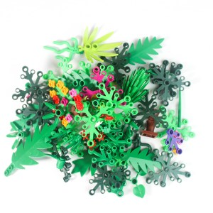 25x LEGO® Greenery Pieces!