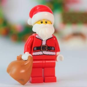 LEGO® Santa Claus Minifig