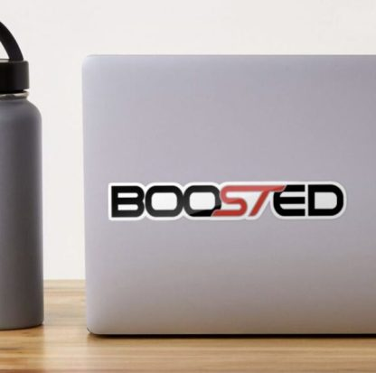 BooSTed Decal (large)